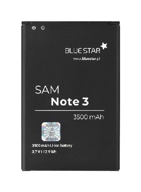 Baterie Blue Star BTA-N9005 Samsung Note 3 3500mAh - neoriginální