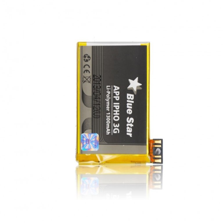 Baterie Blue Star BTA-IP3 iPhone 3 1300mAh - neoriginální