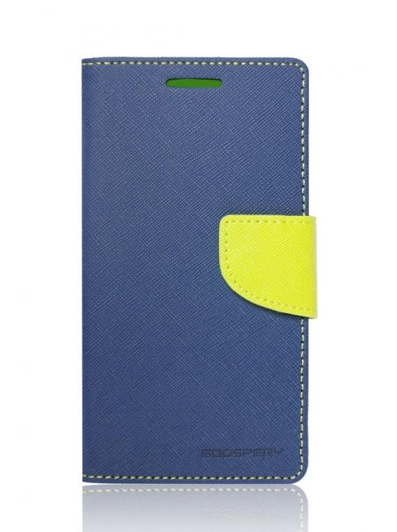 Pouzdro Mercury Fancy Diary iPhone 7 knížkové modré (kryt neboli obal iPhone 7)