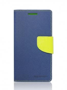 Knížkové pouzdro neboli obal Mercury Fancy Diary iPhone 7 modrý