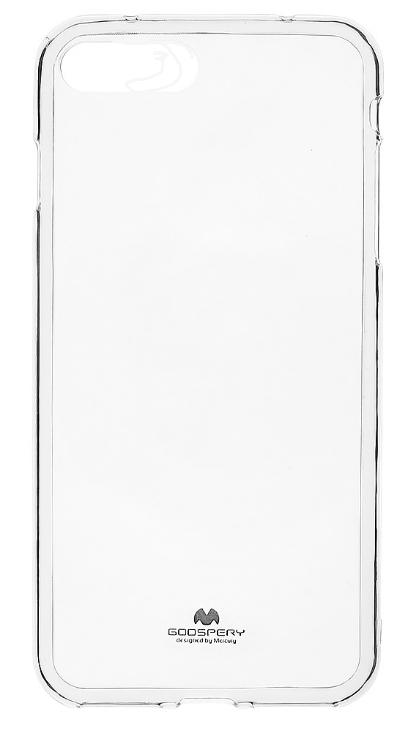 Pouzdro Mercury Jelly Case iPhone 7 silikon průhledný (kryt neboli obal na mobil iPhone 7)