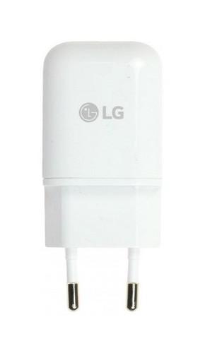 Nabíječka LG originál MCS-N04ER bílá