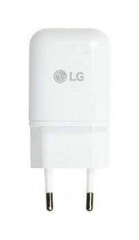 Originální nabíječka LG MCS-N04ER bílá