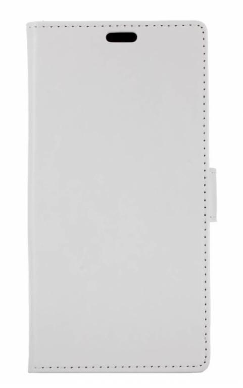 Pouzdro TopQ Samsung A3 2017 knížkové bílé (kryt neboli obal Samsung A3 2017 ) 07b5bcdab22