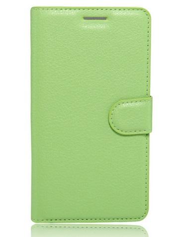 Pouzdro TopQ Samsung A5 2017 zelené (kryt neboli obal Samsung A5 2017)