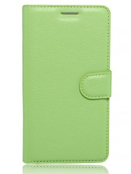Knížkové pouzdro neboli obal Samsung A5 2017 zelený s přezkou