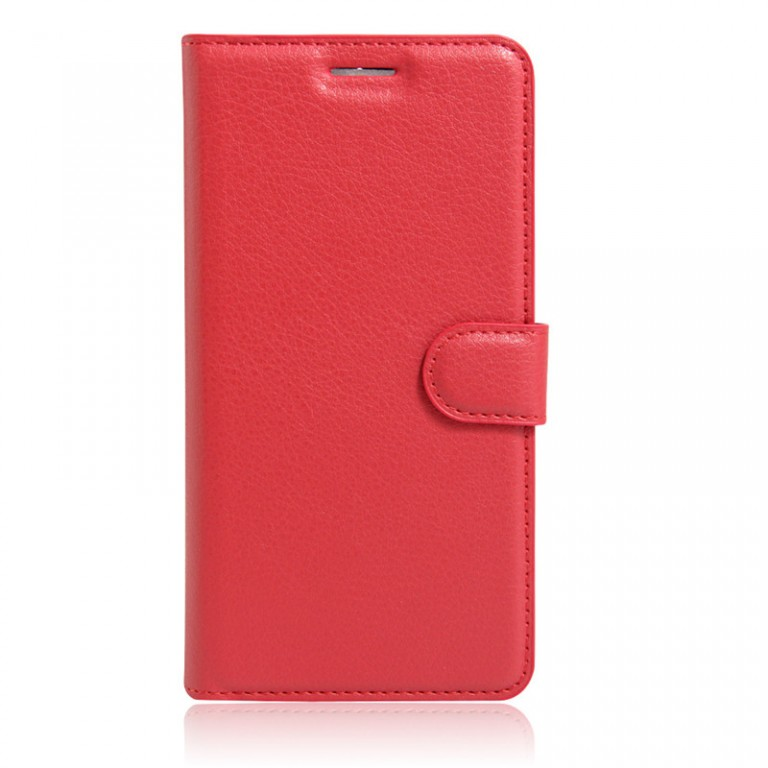 Pouzdro TopQ Samsung A5 2017 červené (kryt neboli obal na Samsung A5 2017)