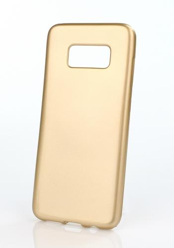 Pouzdro Jelly Flash Samsung S8 silikon zlatý (kryt neboli obal na mobil Samsung S8)