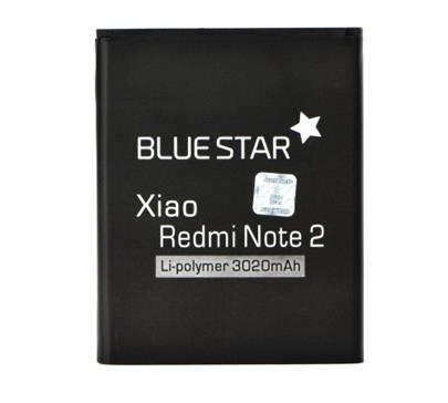 Baterie Blue Star BTA-XINO2 Xiaomi Redmi Note 2 3020mAh - neoriginální