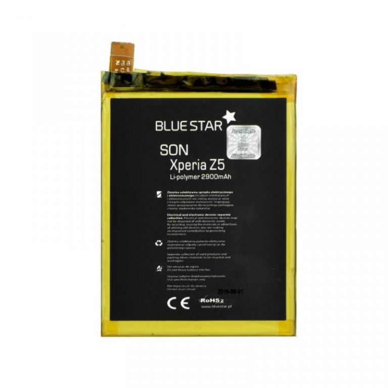Baterie Blue Star BTA-E6653 Sony Xperia Z5 2900mAh - neoriginální 16845