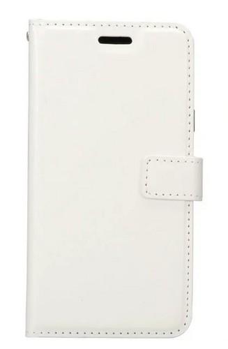 Obal TopQ Samsung J5 2017 knížkový bílý 16976 (kryt neboli pouzdro na Samsung J5 2017)
