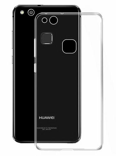 Pouzdro TopQ Huawei P10 Lite silikon průhledný ultratenký (kryt neboli obal na mobil Huawei P10 Lite) 17653