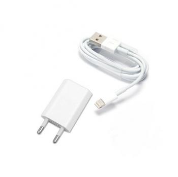 Originální nabíječka pro iPhone včetně datového kabelu