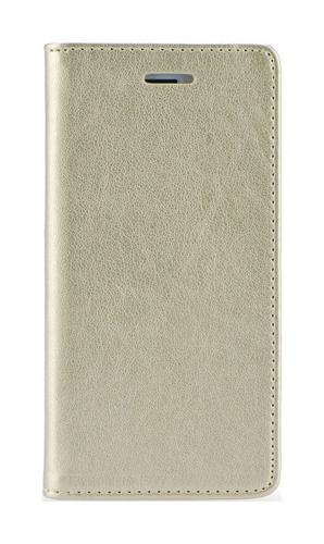Pouzdro TopQ iPhone 7 Plus knížkové zlaté 19532 (kryt neboli obal na mobil iPhone 7 Plus)