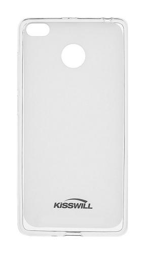 Pouzdro KISSWILL Xiaomi Redmi 4X silikon světlý 19610 (kryt neboli obal na Xiaomi Redmi 4X)