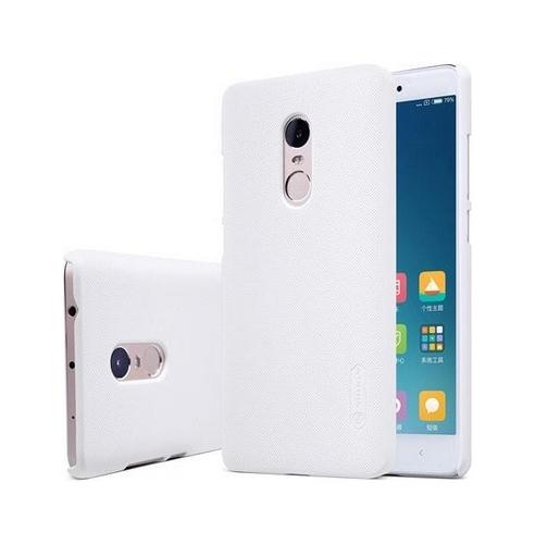Pouzdro Nillkin Xiaomi Redmi Note 4 Global pevné bílé 19785 (kryt neboli obal na mobil Xiaomi Redmi Note 4 Global)