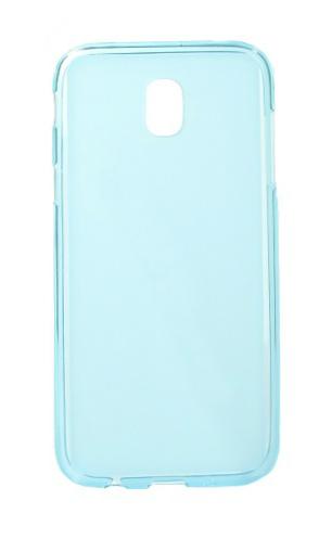 Pouzdro TopQ Samsung J5 2017 silikon modrý 19840 (kryt neboli obal na mobil Huawei Y3 2017)