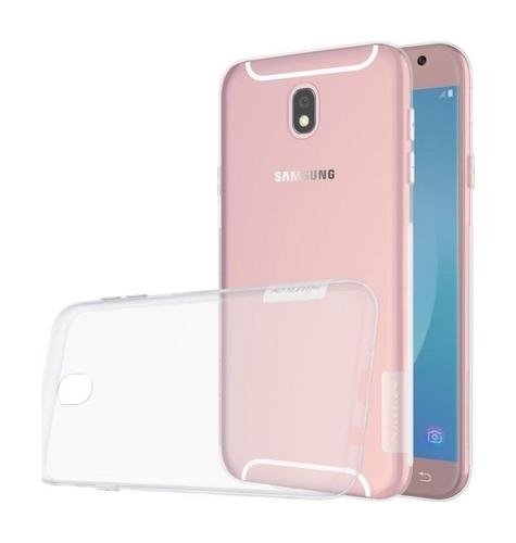 Pouzdro Nillkin Samsung J5 2017 silikonové průhledné 19943 (kryt neboli obal na mobil Samsung J5 2017)