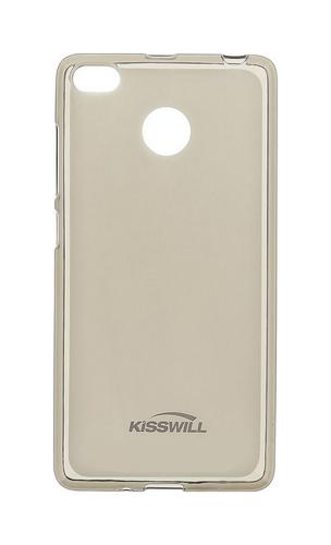 Pouzdro KISSWILL Xiaomi Redmi 4X silikon tmavý 19958 (kryt neboli obal na Xiaomi Redmi 4X)