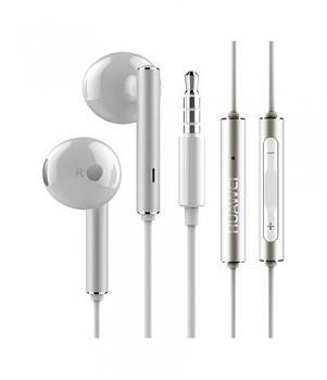 Originální sluchátka Huawei AM-116 stříbrná