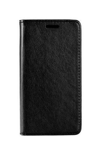 Pouzdro TopQ Huawei Y7 knížkové černé 20445 (kryt neboli obal na mobil Huawei Y7)