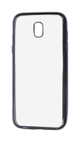 Pouzdro Electro Jelly Samsung J7 2017 silikon černý 20447 (kryt neboli obal na mobil Samsung J7 2017)