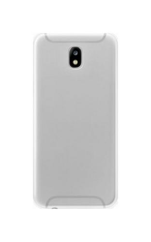 Pouzdro TopQ Samsung J7 2017 silikon ultratenký průhledný 20506 (kryt neboli obal na mobil Samsung J7 2017 )