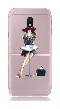 Zadní kryt na Samsung J3 2017 Lady 6