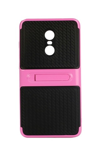 Pouzdro TopQ Xiaomi Redmi Note 4 Global růžové 21103 (kryt neboli obal Xiaomi Redmi Note 4 Global)
