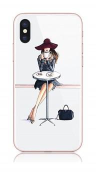 Zadní kryt na iPhone X Lady 6