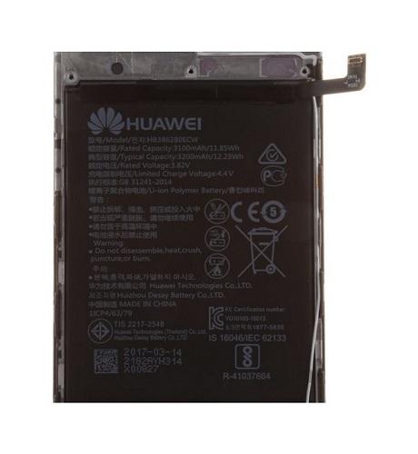 Originální baterie Huawei HB386280ECW Honor 9 3200mAh - originální 21505