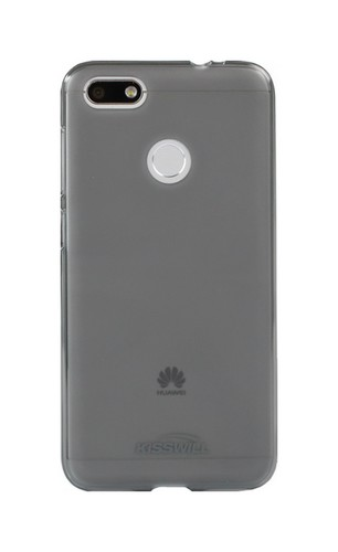 Pouzdro KISSWILL Huawei P9 Lite Mini silikon tmavý 21874 (kryt neboli obal na mobil Huawei P9 Lite Mini)