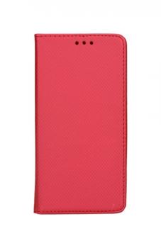 Knížkové pouzdro Smart Magnet na Huawei P10 Lite červený