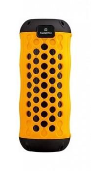 Outdoorový bluetooth reproduktor Swissten X-BOOM oranžový