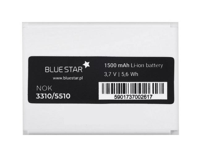 Baterie Blue Star Nokia 3310 1500mAh BTA-NOK3310 PREMIUM neoriginální