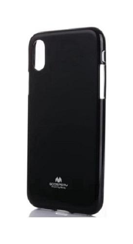 Pouzdro Mercury iPhone X silikon černé 23135 (kryt neboli obal na mobil  iPhone X) f4a5503f6b7