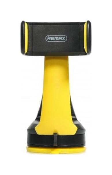 Držák na mobil do auta Remax RM-C15 černo-žlutý 23507