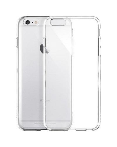 Pouzdro Swissten Clear Jelly iPhone 6 / 6s silikon průhledný 23607 (kryt neboli obal na mobil iPhone 6 / 6s)