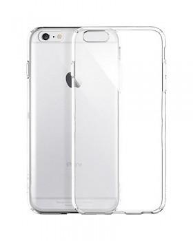 Zadní kryt Swissten Clear Jelly na iPhone 6 / 6s průhledný