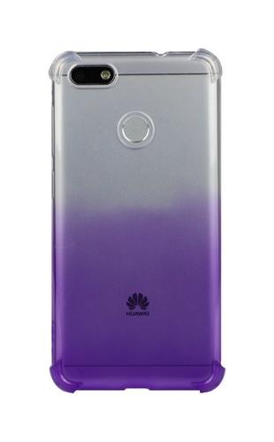 Pouzdro TopQ Huawei P9 Lite Mini silikon ombre fialový 23724 (kryt neboli obal na mobil Huawei P9 Lite Mini)