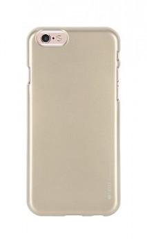 Zadní kryt Mercury iJelly Metal na iPhone 6 / 6s zlatý