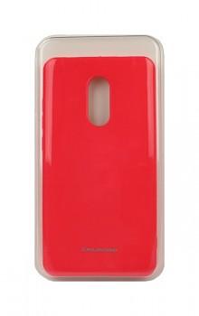 Zadní silikonový kryt Molan Cano Jelly na Xiaomi Redmi Note 4 Global růžový