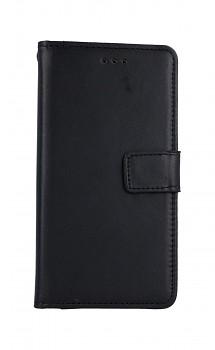 Knížkové pouzdro na Xiaomi Redmi Note 4 Global černé s přezkou 2