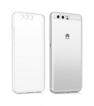 Ultratenký silikonový kryt na Huawei P10 0,3 mm průhledný
