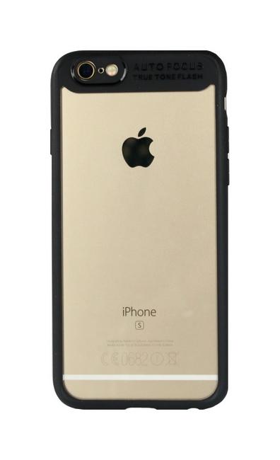Pouzdro Baseus iPhone 6 / 6s pevné s rámečkem černé 24350 (kryt neboli obal na mobil iPhone 6 / 6s )