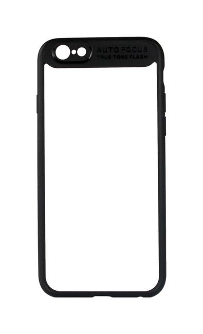 Pouzdro Baseus iPhone 7 pevné s rámečkem černé 24352 (kryt neboli obal na mobil iPhone 7)
