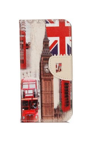 Pouzdro TopQ Huawei Mate 10 Lite knížkové Londýn 24700 (kryt neboli obal Huawei Mate 10 Lite)