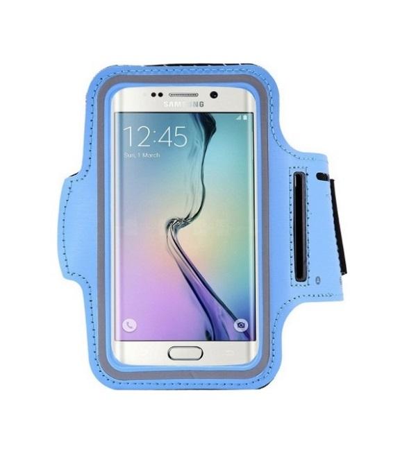 Pouzdro na ruku TopQ velikost M světle modré 24877 (sportovní obal velikost M)