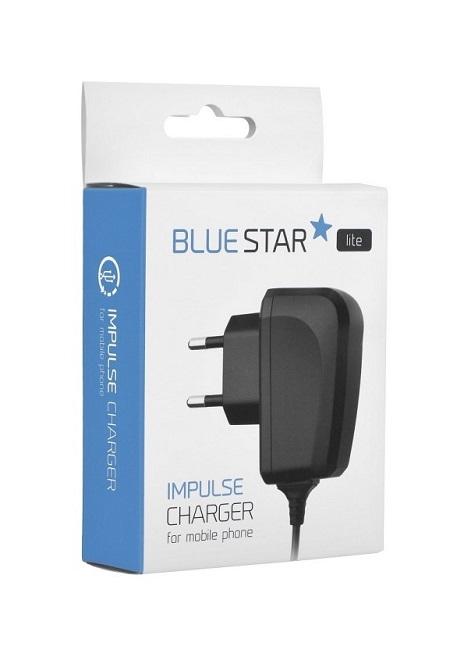Nabíječka Blue Star USB-C (Type C) 2A černá