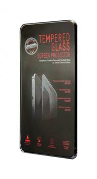 Polykarbonátová ochrana displeje TopGlass na Huawei P9 Lite Mini Full Cover černá